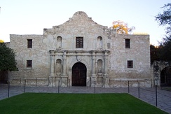 The Alamo is one of the most recognized symbols of Texas.