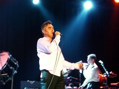 Morrissey Live at SXSW Austin in March 2006