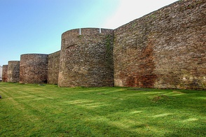 Roman Walls of Lugo, a World Heritage monument