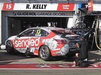 Kelly placed 14th in the 2017 Virgin Australia Supercars Championship driving a Nissan L33 Altima