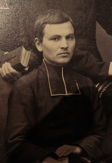 Pierre Henri Dorié of the Paris Foreign Missions Society, also martyred in Korea in 1866.