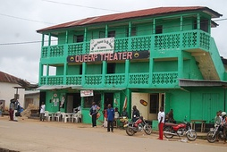 Queen's Theater (Ganta, Liberia)