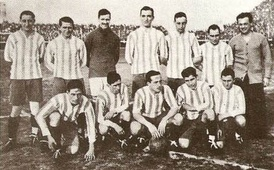Racing won the last title of the decade in 1925