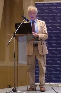 "Scruton on ""Europe and the Conservative Cause"", Budapest, September 2016"