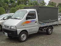 Suzuki Carry 1.3 truck (Taiwan)