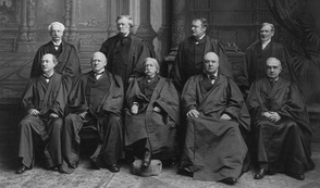 The Court that decided Plessy