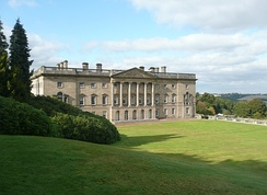 Wentworth Castle: not a castle but a country house
