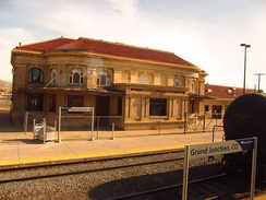 Amtrak station