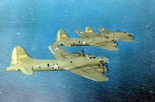 Kenney was a proponent of close air support, and did not want the US to focus so strongly on strategic bombing, as represented by the Boeing B-17 Flying Fortress.