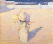 Charles Conder, The hot sands, Mustapha, Algiers, 1891