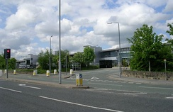 First Direct headquarters in Stourton, Leeds.