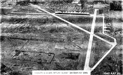 Geiger Field in 1943