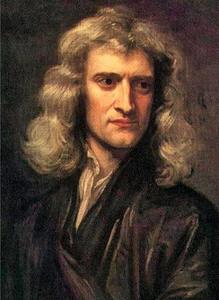 Isaac Newton was one of the earliest Fellows of the Royal Society, elected in 1672
