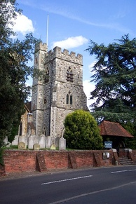 St Mary's Church, Horsell