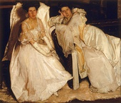 Hugh Ramsay, The Sisters, 1904