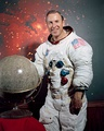 Jim Lovell - Astronaut, one of the first humans to fly to and orbit the Moon, commanded Apollo 13