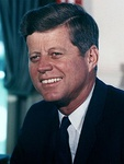 John F. Kennedy, White House color photo portrait (cropped 3x4) A.jpg