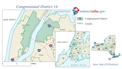New York District 14 109th US Congress.png