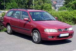 Nissan Primera Traveller in Europe