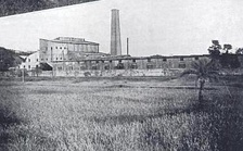 Parry & Co. sugar refineries at Samalkota, c. 1914