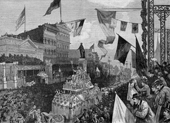 The Carnival at New Orleans, 1885