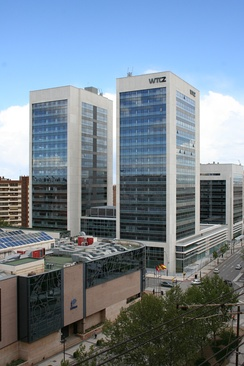 World Trade Center Zaragoza.