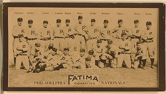 The 1913 Philadelphia Phillies