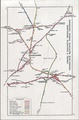 Railway lines around Doncaster in 1914