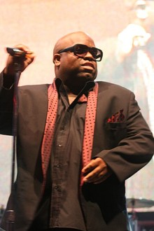 CeeLo Green performing in 2008