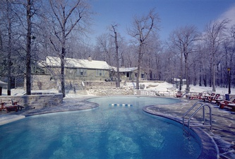 Camp David, the official retreat