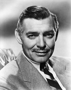 Clark Gable was a leading man in over 60 major Hollywood productions