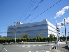 The Hitachi factory in Toyokawa, Japan