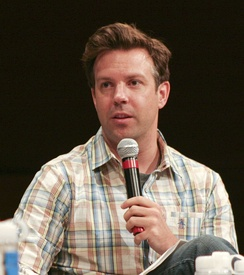 Sudeikis at the New York Television Festival, October 17, 2009.