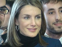 Queen Letizia, current Queen consort of Spain