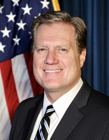 Mike Turner, official photo, 116th Congress.jpg