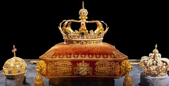 The Bavarian Crown Jewels (at Munich Residenz)