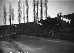 Nuvolari wins 1935 Pau Grand Prix