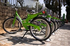 Tel-O-Fun bicycle rental system