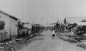Село Томари (Головнино). До Второй мировой войны