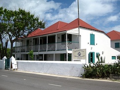 The Turks and Caicos National Museum on Grand Turk