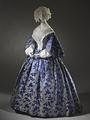 Платье 1855 года.