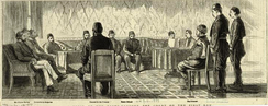 A trial in the Ottoman Empire, 1879, when religious law applied under the Mecelle