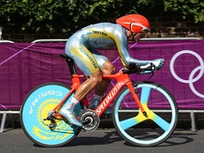 2012 London Olympics Time Trial