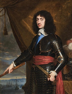 A king in exile: Charles II painted by Philippe de Champaigne, c. 1653