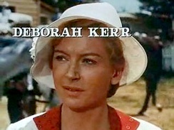Deborah Kerr in The Sundowners (1960)