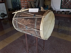 Dhol of Adivasi people of Gujarat, India