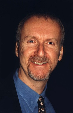Director, writer and producer James Cameron (pictured in 2000)