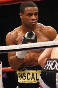 Boxing current lightweight champion, Jean Pascal