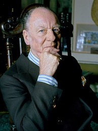 Hazel's fellow actor and cousin Sir  John Gielgud