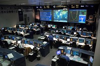 Mission Control Center in 2004